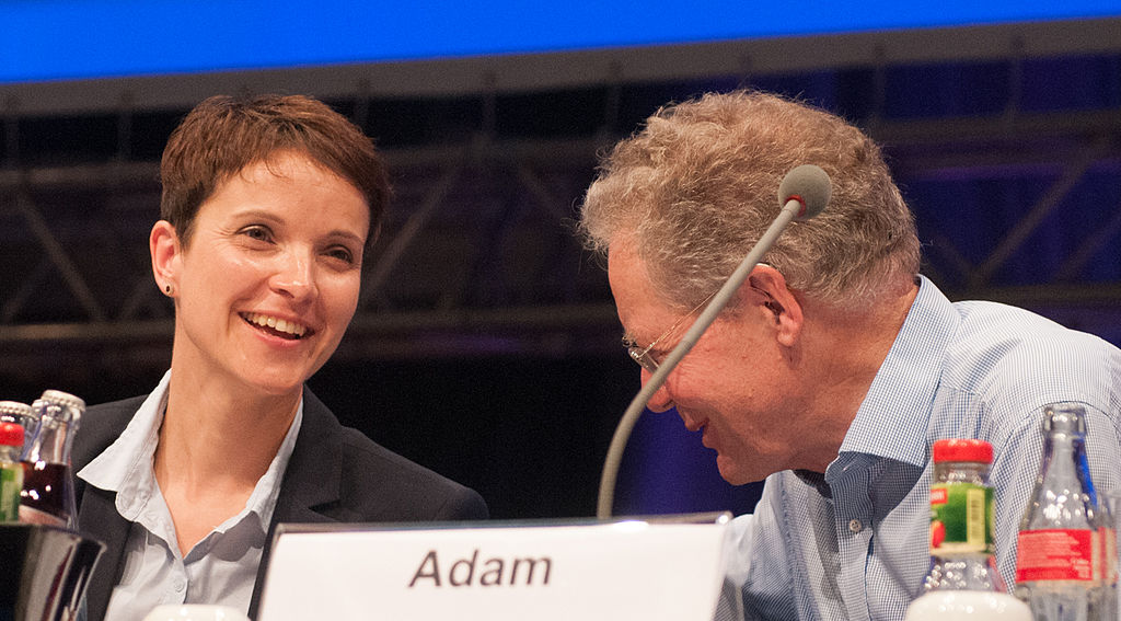 Federal convention of the Alternative for Germany Party (AfD)