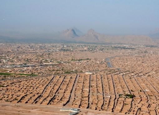 Kandahar province in Afghanistan