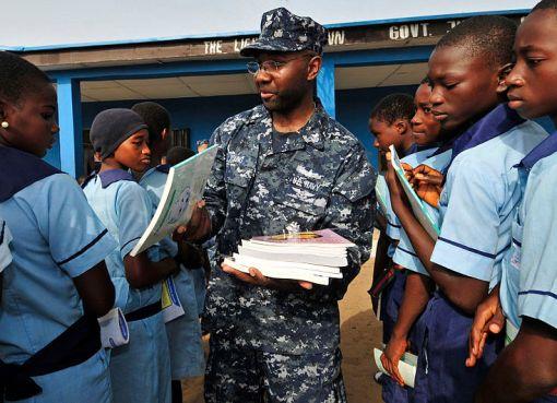 School in Lagos, Nigeria