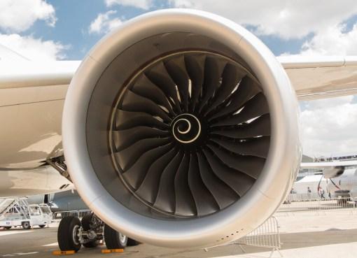 Airbus A350 Rolls-Royce engine
