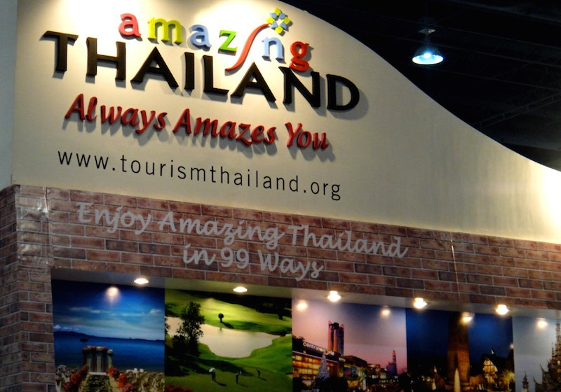 Amazing Thailand Tourism Year 2018 kicked off