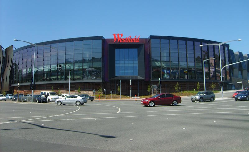 Westfield Doncaster Shopping Centre in Australia