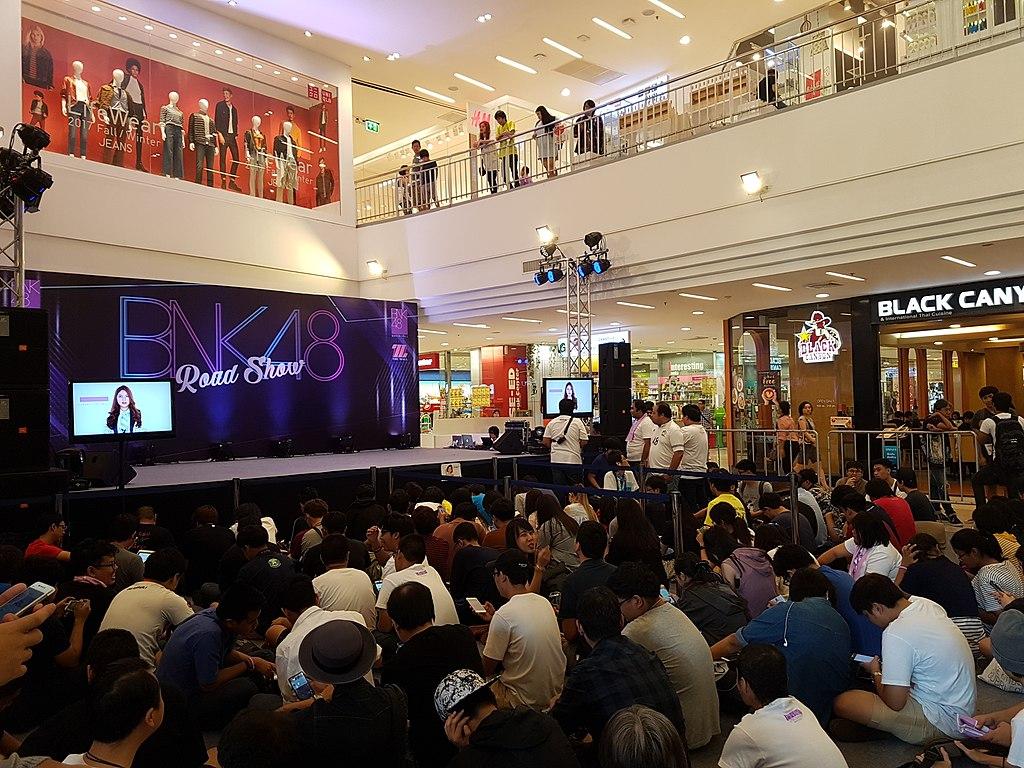BNK48 Roadshow at The Mall Bangkapi, Bangkok