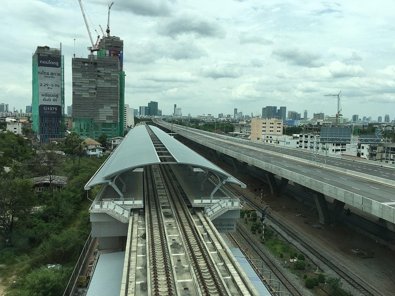 Red Line launch sparks Bangkok's electric transport revolution