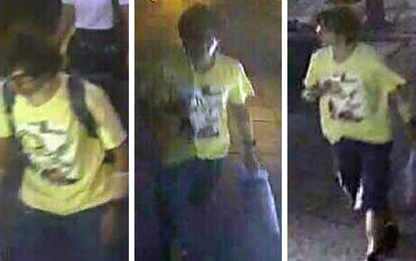 Bangkok blast suspect identified, police release images