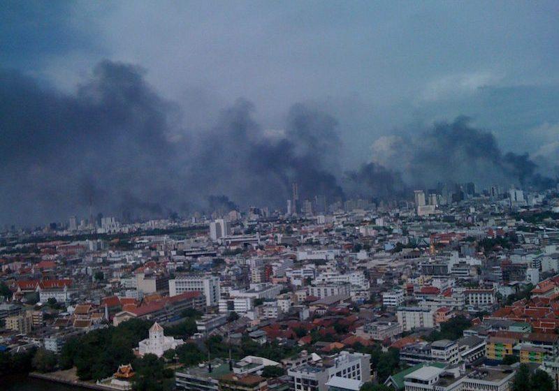 Silom McDonalds Bombed