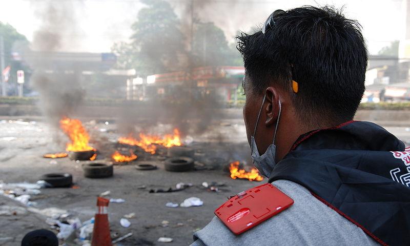 Bangkok 2010 protests
