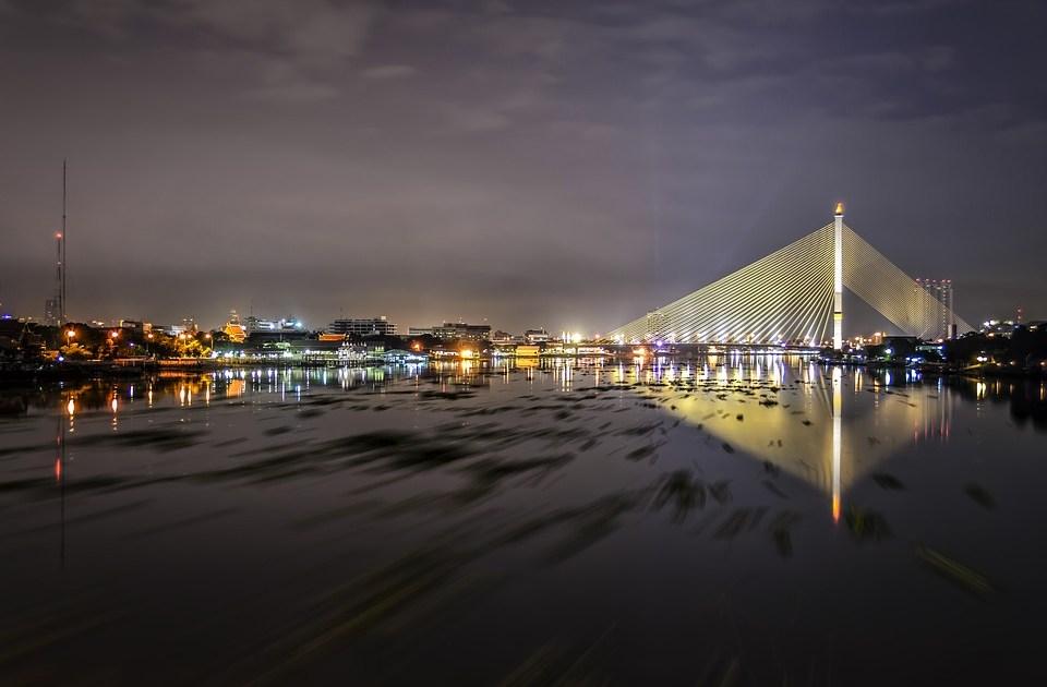 Bangkok Rama VIII Bridge