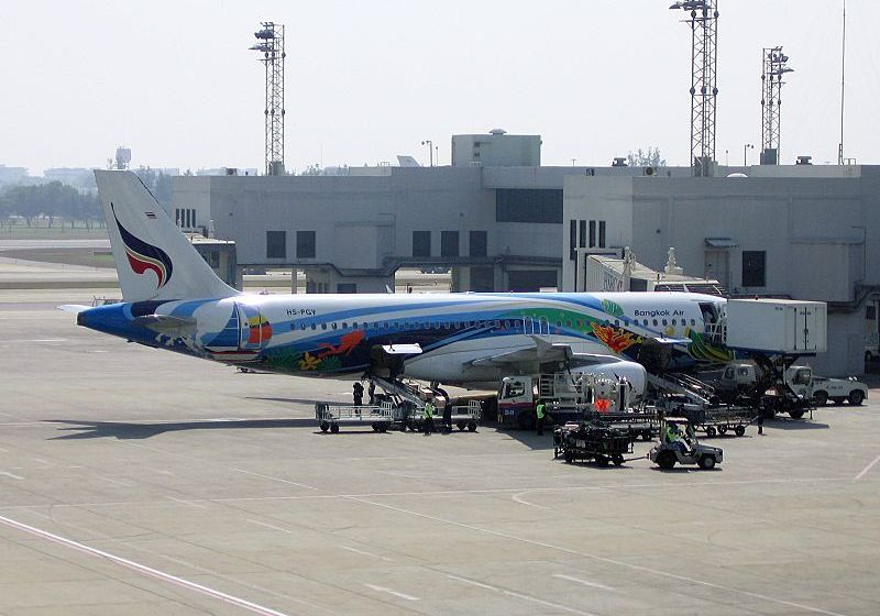 Don Mueang airport's cargo terminal to open as new COVID field hospital July 12