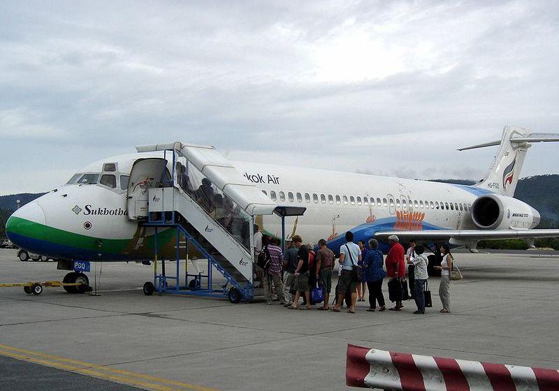 Bangkok Airways cancels Koh Samui flights this Friday