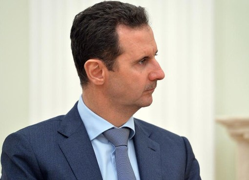 President of Syria Bashar al-Assad made a visit to Moscow on October 20, 2015