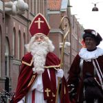 Black Pete pre-Christmas tradition in Netherlands