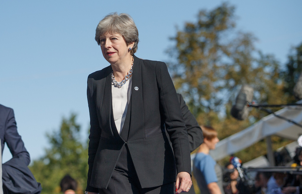 Theresa May, Prime Minister, United Kingdom