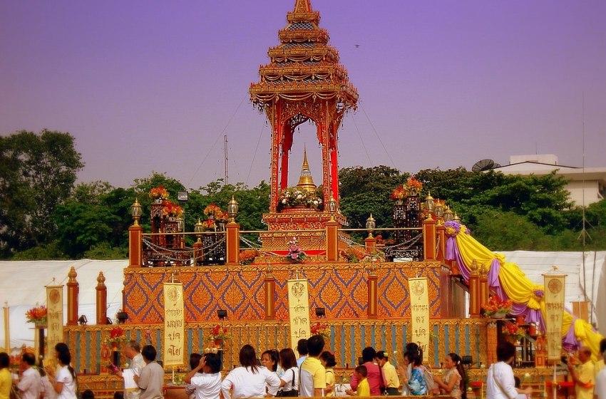 Vesak Day in Thailand