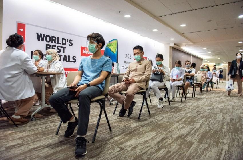 Bangkok to Launch Web-based Vaccine Registration