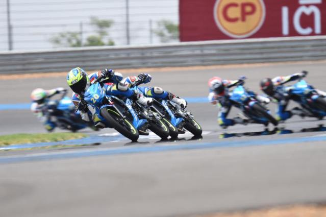 Thailand's first world-class racing circuit makes debut