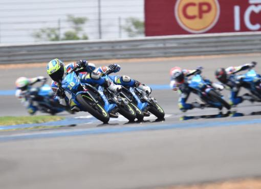 Suzuki Asian Challenge Final Round at Chang International Circuit Buriram, Thailand on 2-4 December, 2016