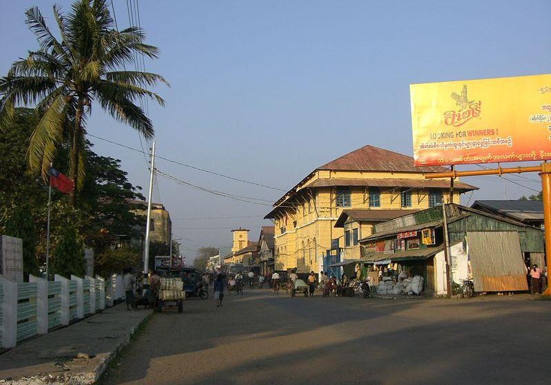 Sittwe, Rakhine State