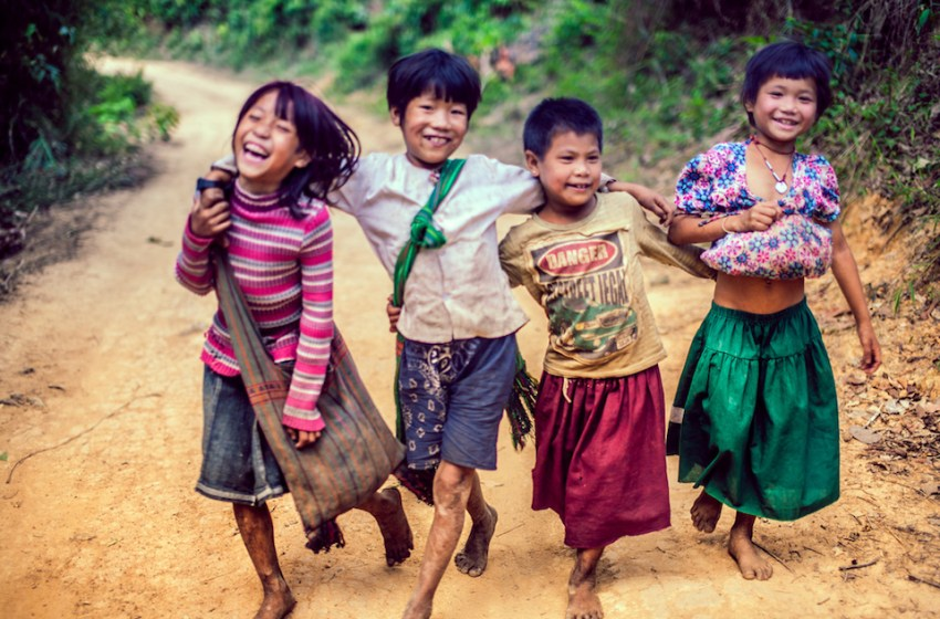 Thai authorities urged to provide legal status to 69 abandoned Myanmar children
