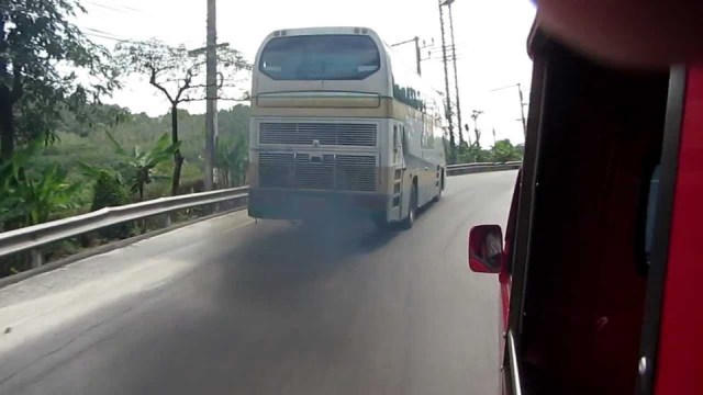 Korat 'Death Bus' Driver Convicted, Gets 4 Years
