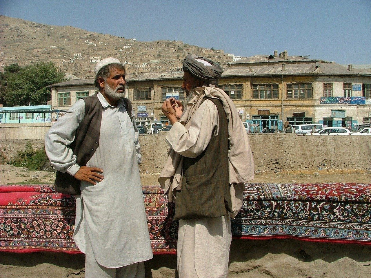 Taliban 'to Declare the Islamic Emirate of Afghanistan From Kabul Presidential Palace'