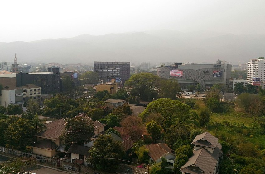 Haze Meeting to Be Held in Chiang Mai