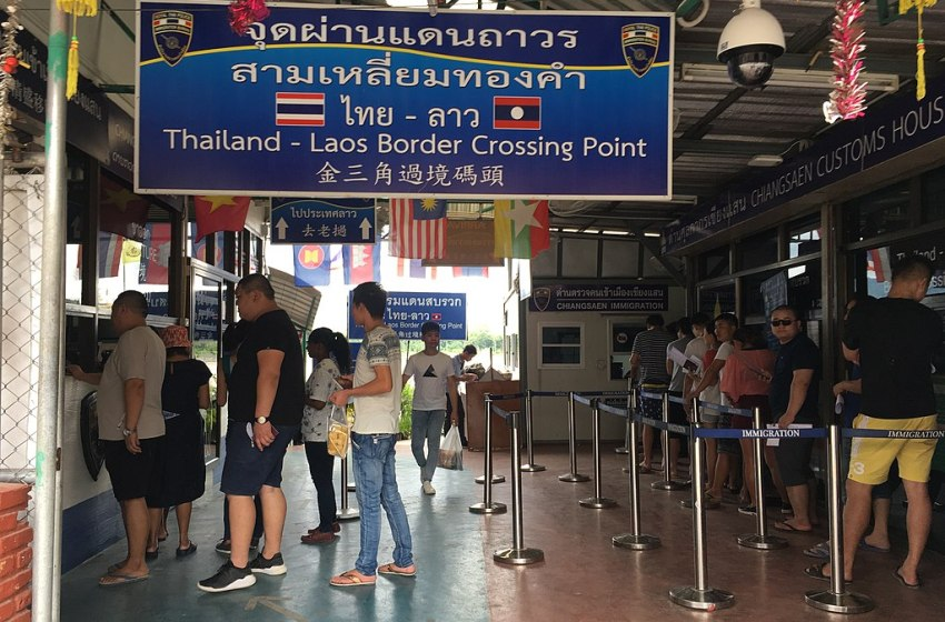 Thai Army worried illegal border crossers are spreading COVID-19