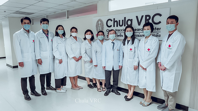 Chula Medicine Announced the Success of Clinical Trials for the 'ChulaCov19' Vaccine and Acceleration of the Next Phase of Research