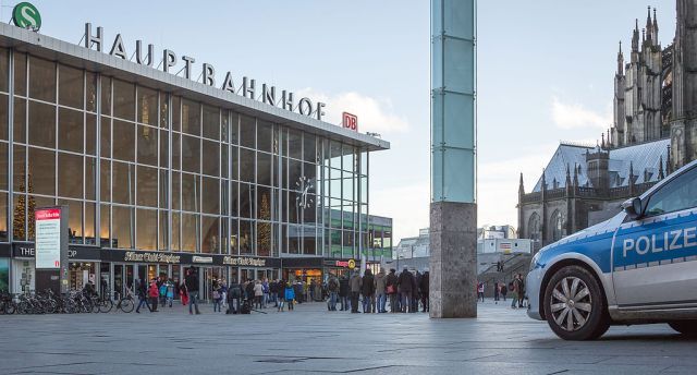 Cologne Police Face Hostage Incident at Main Train Station