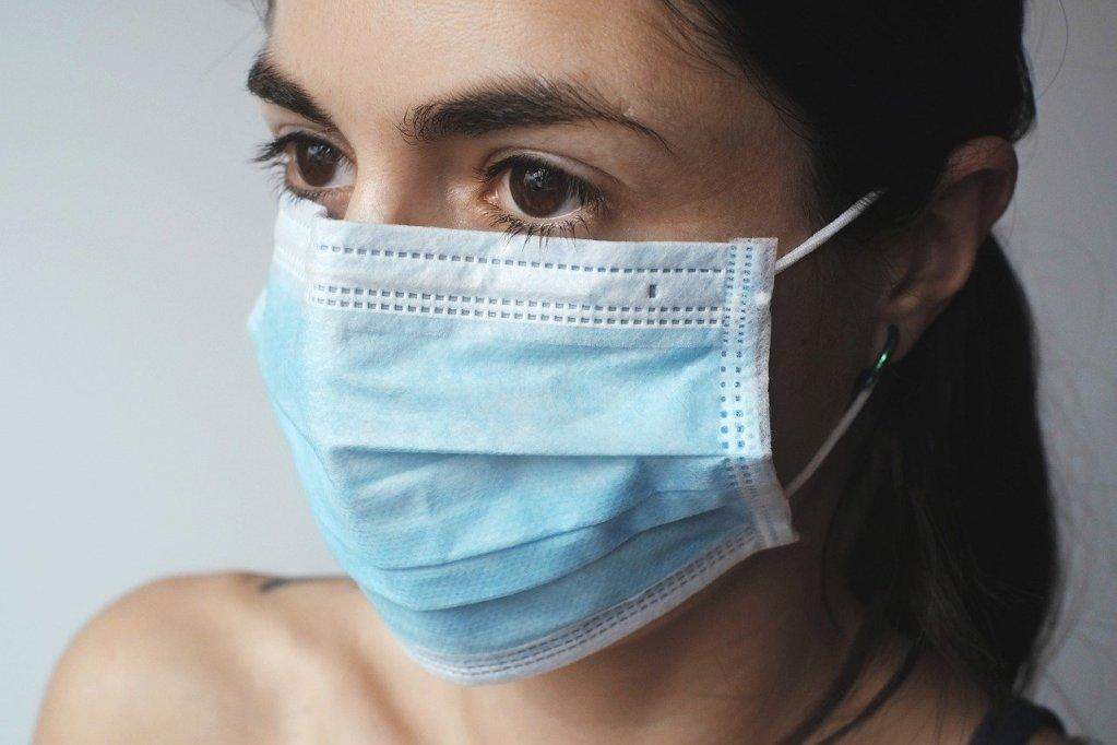 Coronavirus (COVID-19) face mask protection