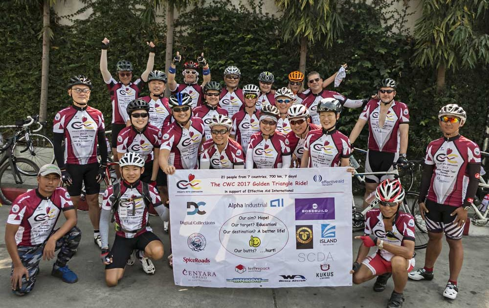 CWC Charity Ride 2017
