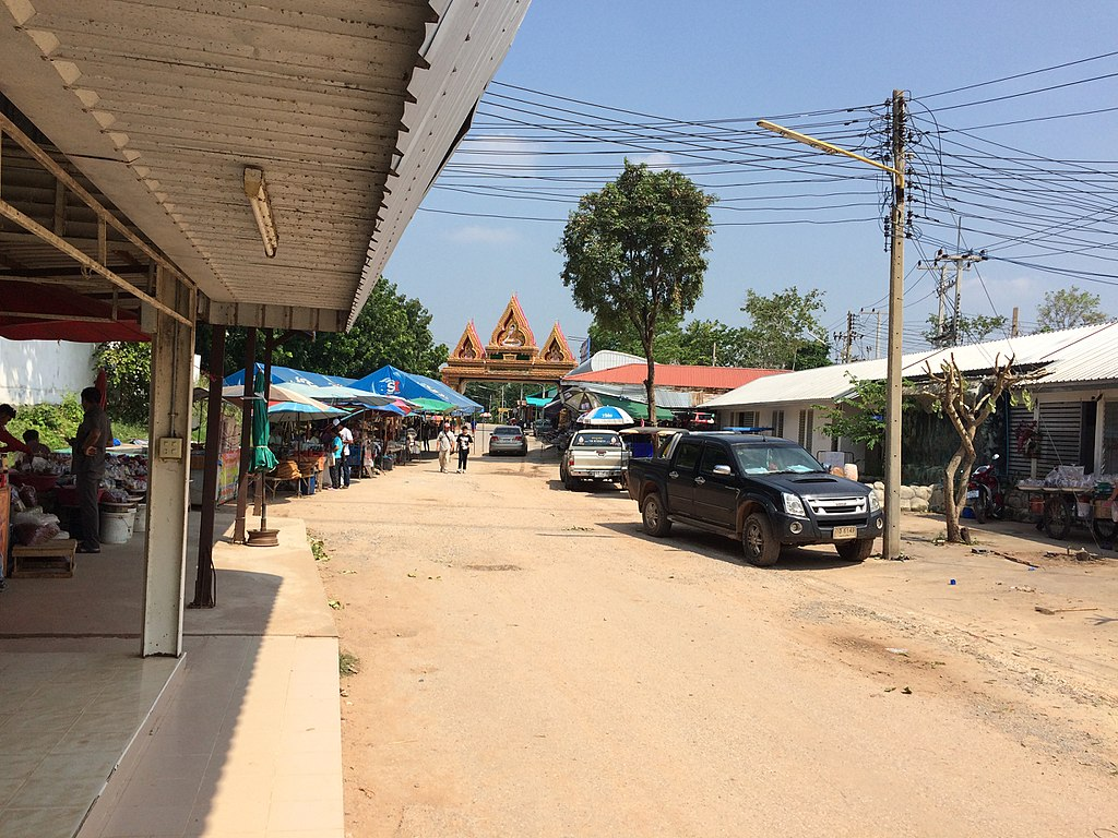 Dan Khun Thot District in Nakhon Ratchasima