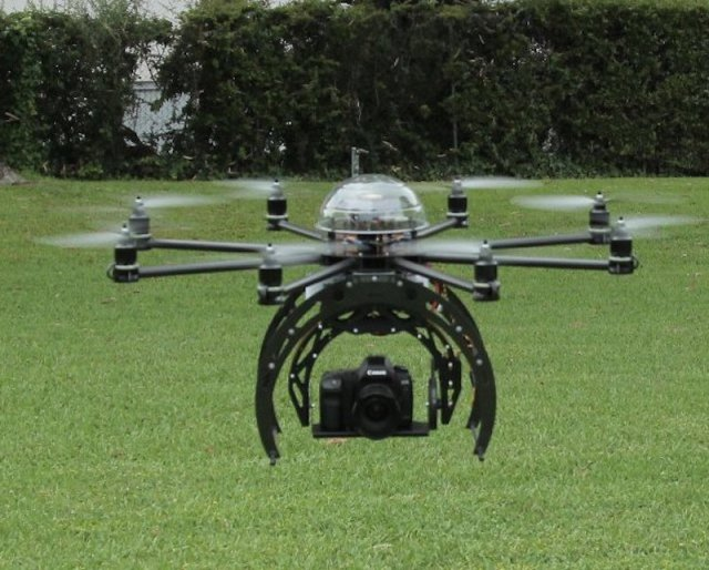Drones to be used in restive south