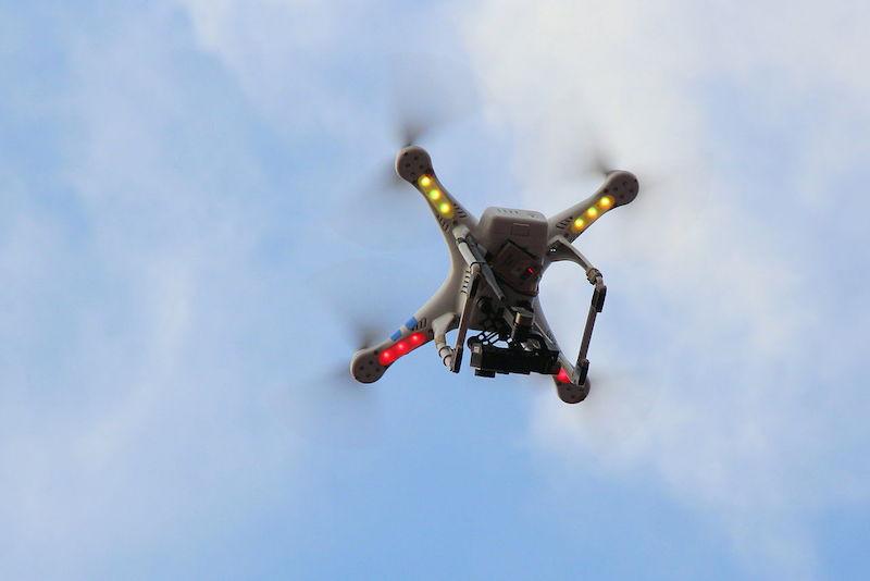 CIB tackles illegal drone flight threat