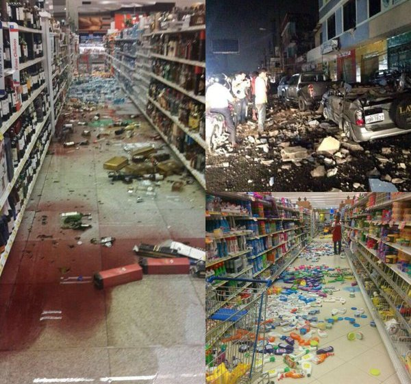 Quake-Hit Ecuador Smacked by Another 5.6-Magnitude Aftershock