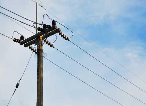 Electric Pole, Thailand