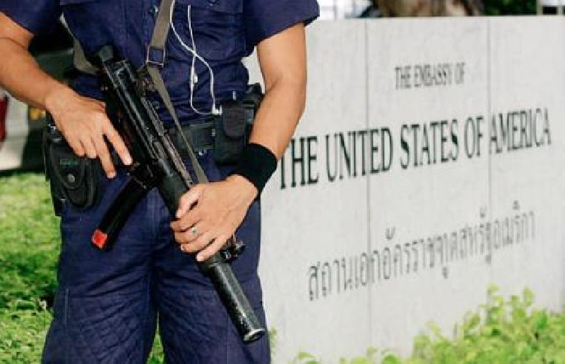 Embassy of the United States to Thailand