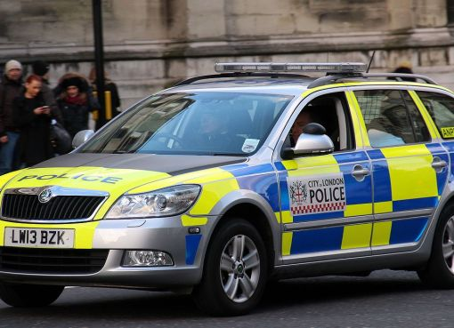 City of London Police car