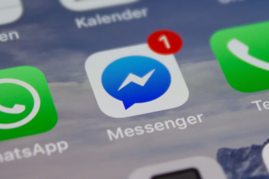 Facebook Messenger and Whatsapp