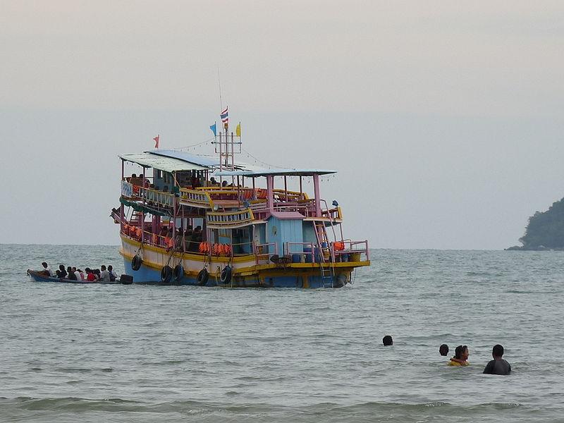 Khlong Phrao Ferry