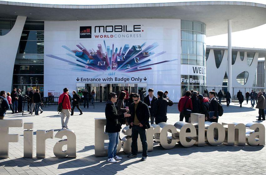 Mobile World Congress at Fira de Barcelona