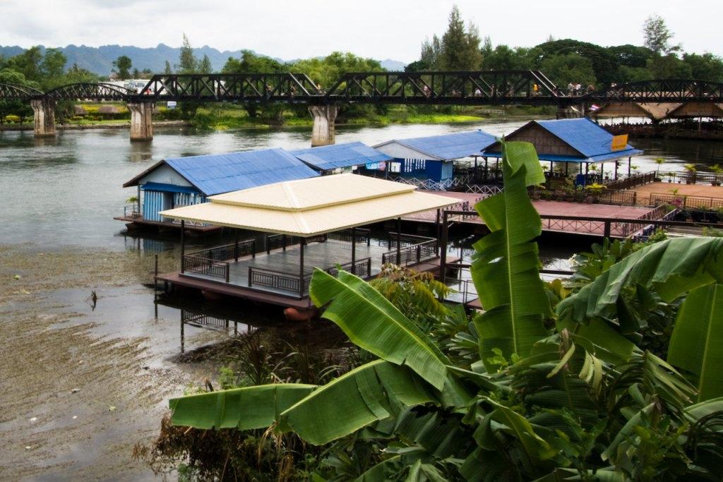 River Kwai Jungle Rafts in Kanchanaburi
