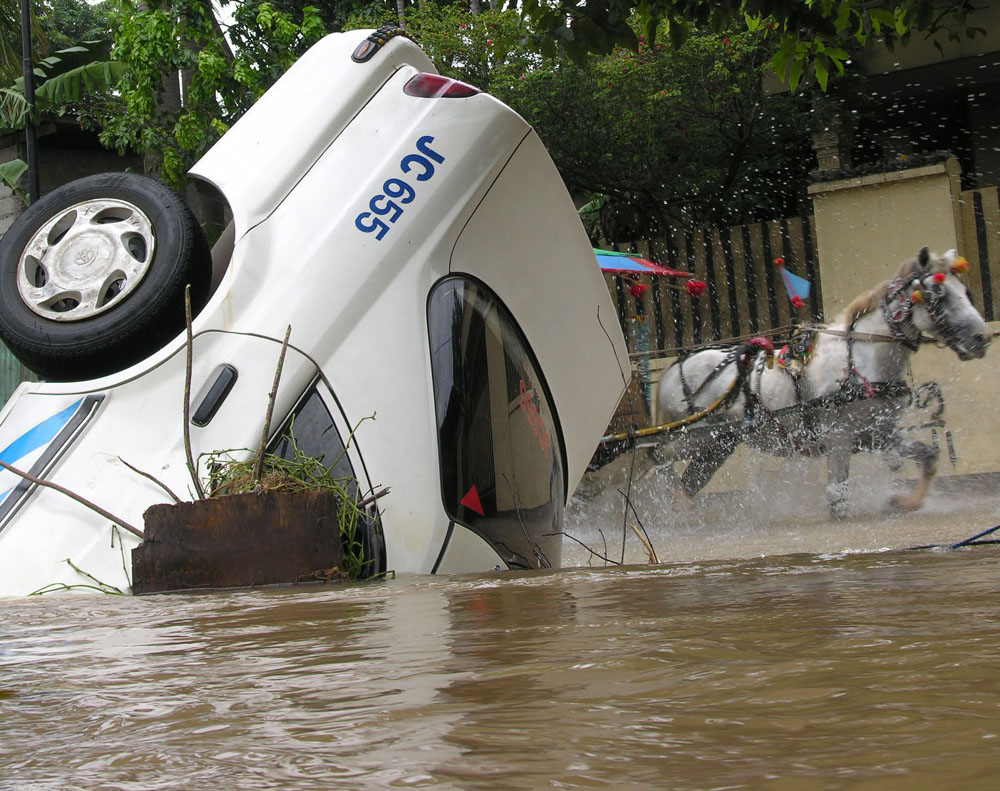 2007 Jakarta flood