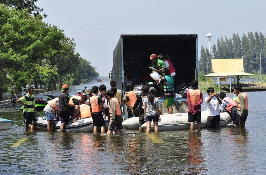 More rains as several provinces now are flooded