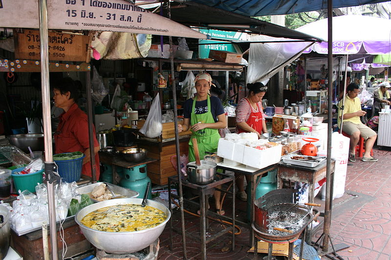 COVID-19 alert in Samut Sakhon after a seafood vendor infected