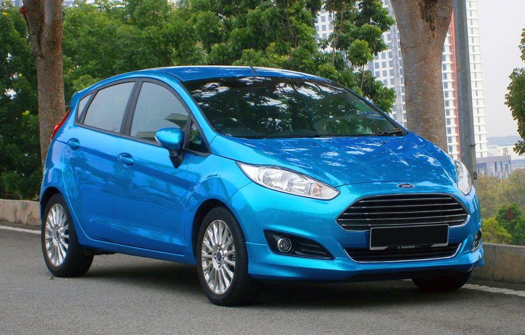 Ford Fiesta 1.5L