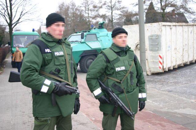 German Police Arrest 3 Terror Suspects Over Alleged Bombing Plot