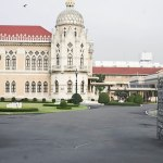 The Government House Building or Koo Fah in Bangkok