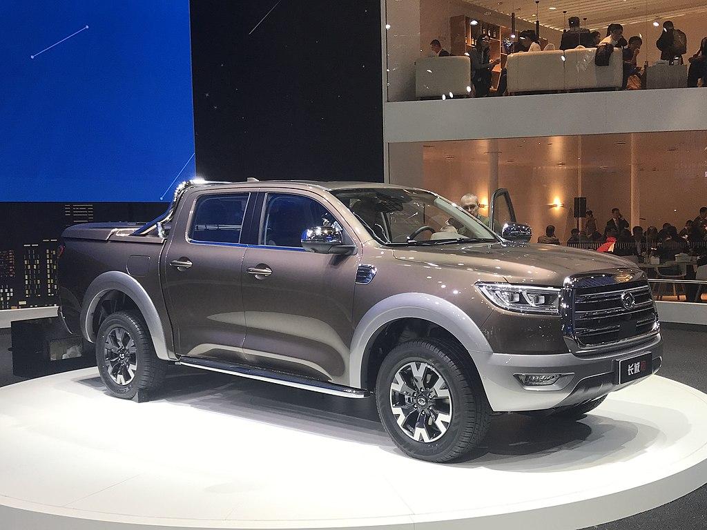 Great Wall Motors PAO Chinese Off-Road Pickup