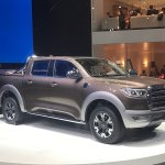 Great Wall Motors PAO Chinese Off-Road Pickup